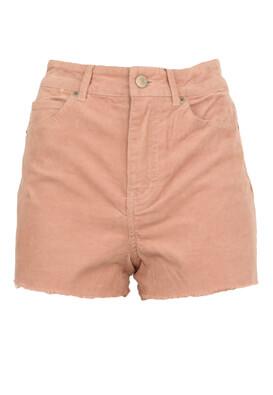 Pantaloni scurti Pull and Bear Elisa Light Pink