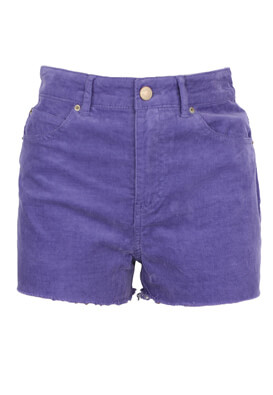Pantaloni scurti Pull and Bear Dollie Purple