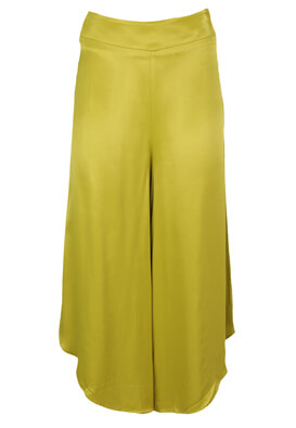 Pantaloni ZARA Vera Light Green