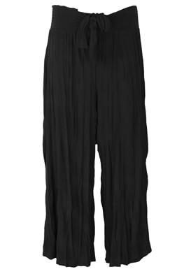 Pantaloni Bershka Linda Black