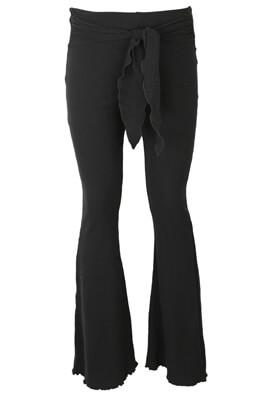 Pantaloni Bershka Manuela Black