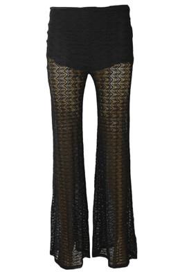 Pantaloni Bershka Ofelia Black