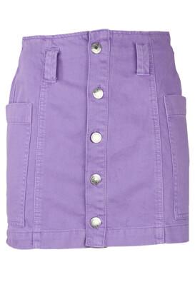 Fusta Bershka Whitney Purple