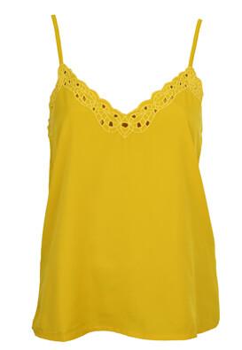 Maiou Orsay Isabel Dark Yellow