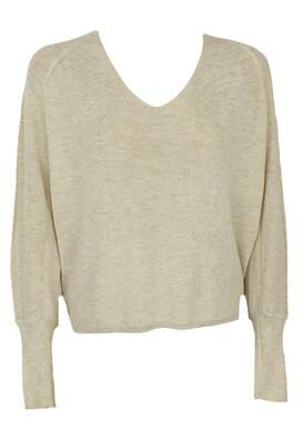 Bluza Vero Moda Brenda Light Beige