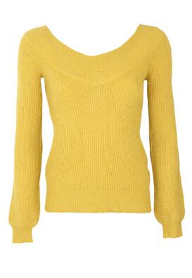 Pulover Vero Moda Cassie Dark Yellow