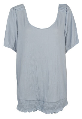 Tricou Vero Moda Julia Light Blue