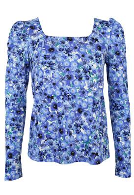 Bluza Vero Moda Olivia Blue