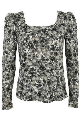 Bluza Vero Moda Carrie Grey