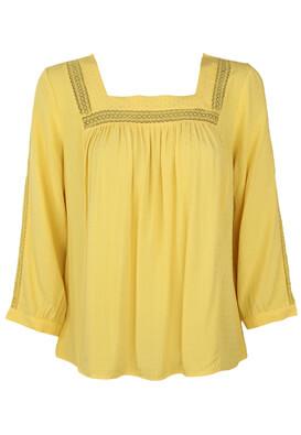 Bluza Vero Moda Calista Yellow