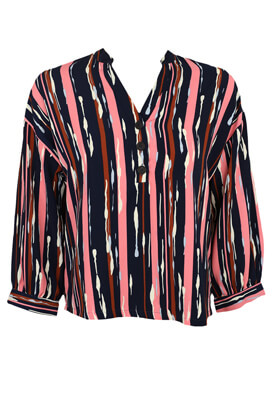 Bluza Vero Moda Christine Pink
