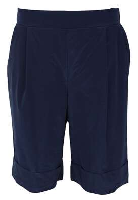 Pantaloni scurti Vero Moda Carrie Dark Blue