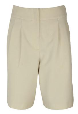 Pantaloni scurti Vero Moda Keira Light Beige