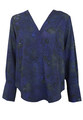 Bluza Vero Moda Cindy Dark Blue