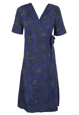 Rochie Vero Moda Gillian Dark Blue