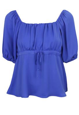 Bluza Vero Moda Nicole Blue