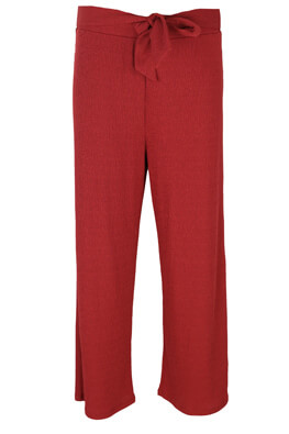 Pantaloni Orsay Wendy Dark Red