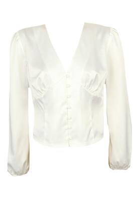 Camasa Nes Collection Stella White