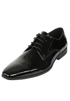 Pantofi Pier One Kevin Black