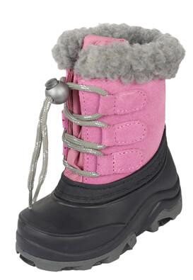 Cizme Friboo Barbra Pink