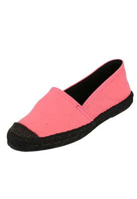 Espadrile Even and Odd Janet Pink
