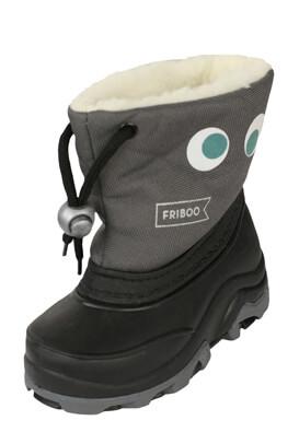 Cizme Friboo Billy Black