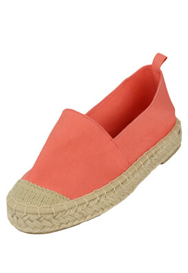 Espadrile Even and Odd Jodie Pink