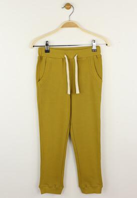 Pantaloni sport Friboo Julian Dark Yellow
