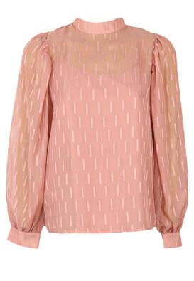 Bluza Vila Destiny Pink
