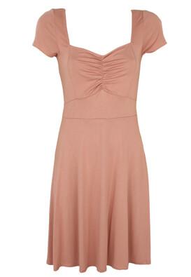 Rochie Vila Anya Light Pink