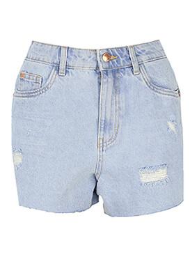 Pantaloni scurti Pimkie Roxanne Light Blue