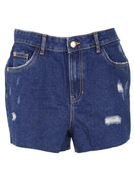 Pantaloni scurti Pimkie Roberta Dark Blue