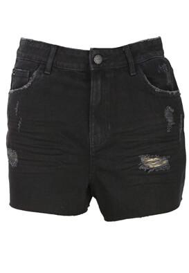 Pantaloni scurti Pimkie Farah Black