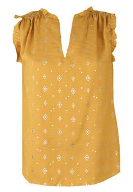 Tricou Cache Cache Madison Dark Yellow