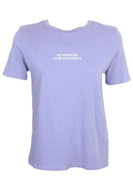 Tricou ZRA Mary Light Purple