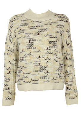 Pulover Only Florence Light Beige