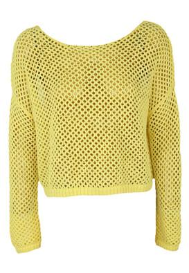 Bluza Only Danielle Yellow