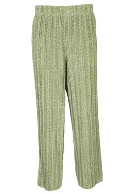 Pantaloni Only Luna Light Green