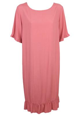 Rochie Only Lana Dark Pink