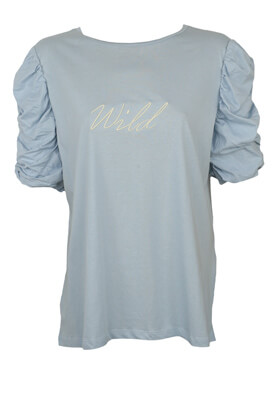 Tricou Only Isabel Light Blue