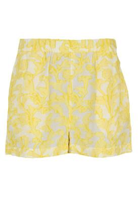 Pantaloni scurti Only Paula Yellow