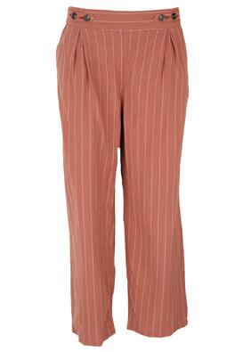 Pantaloni Only Luna Dark Pink