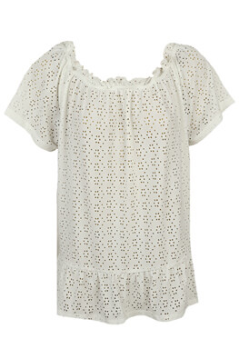 Tricou Only Robyn White