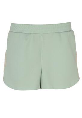 Pantaloni scurti Only Lara Light Green
