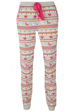 Pijama Cache Cache Yvonne Grey