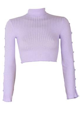 Helanca Bershka Elisa Light Purple