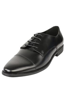 Pantofi Pier One London Black