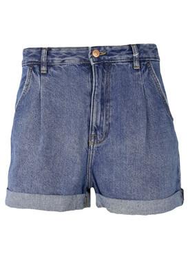 Pantaloni scurti Bershka Rachel Blue