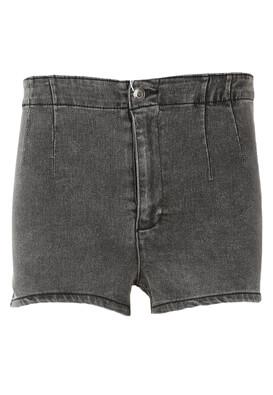 Pantaloni scurti Bershka Rita Dark Grey