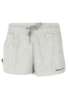 Pantaloni scurti Bershka Taya Light Grey